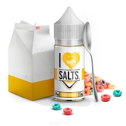 FRUIT CEREAL SALT 10ML TPD - I LOVE SALTS BY MAD HATTER
