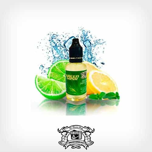 GREEN LUSH AROMA 30ML - CHEFS FLAVOURS