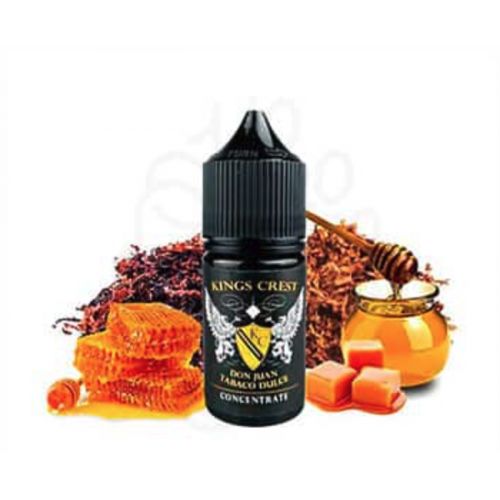DON JUAN TABACO DULCE AROMA 30ML - KINGS CREST