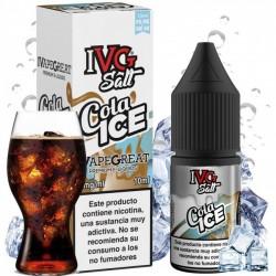 COLA ICE IVG SALT 10ML TPD - IVG